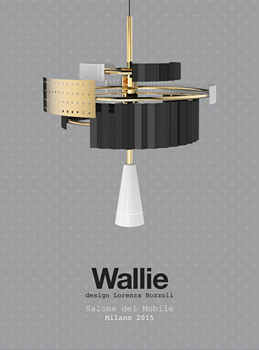 Wallie the wall lamp<br/>